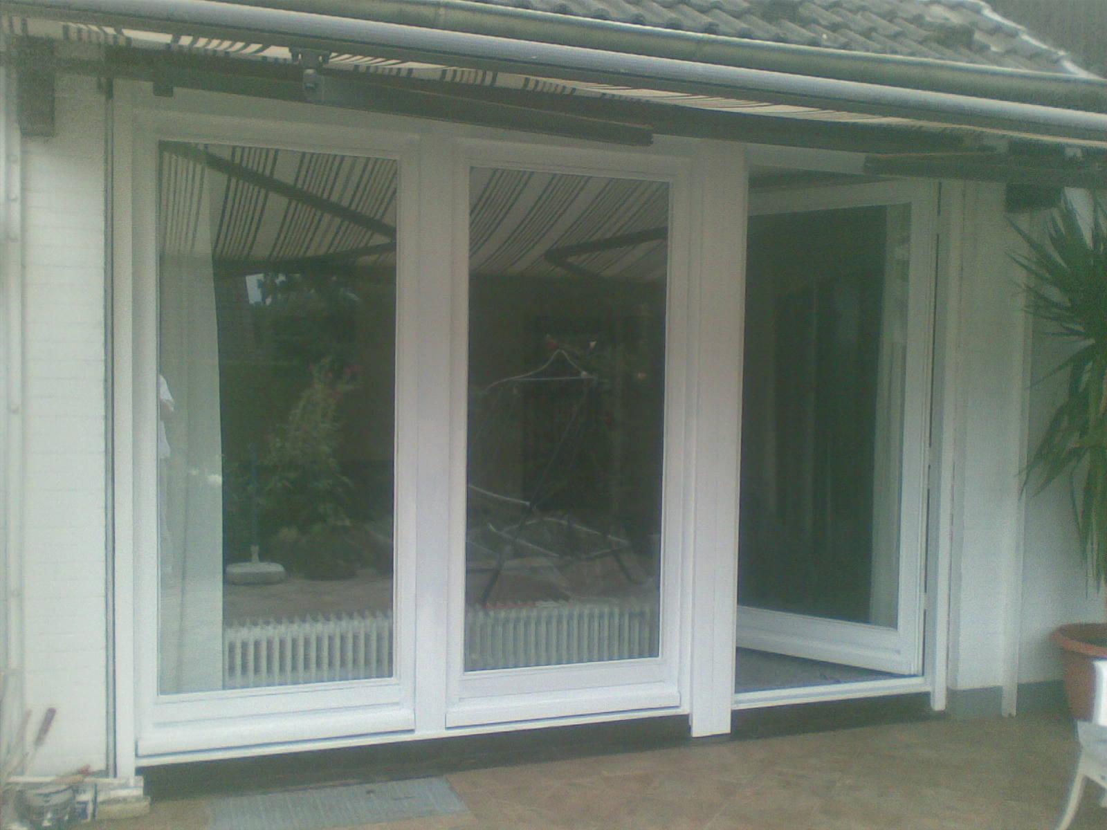 Fenster im neuem Glanz